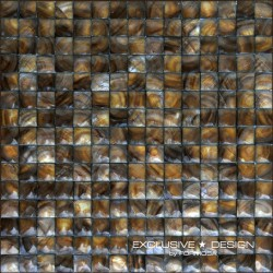 Mozaika z muszli A-MSH08-ZZ-001  30x30 cm