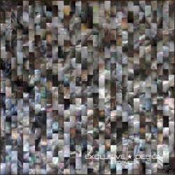 Mozaika z muszli A-MSH08-ZZ-002  30x30 cm