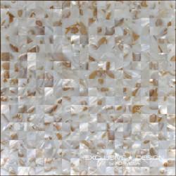 Mozaika z muszli A-MSH08-ZZ-005  30x30 cm