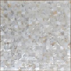 Mozaika z muszli A-MSH08-ZZ-007  30x30 cm