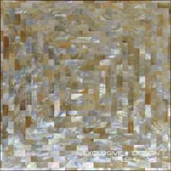 Mozaika z muszli A-MSH08-ZZ-012  30x30 cm
