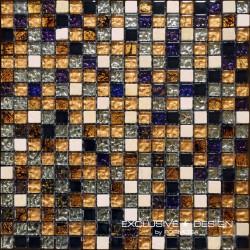 Mozaika szklano-kamienna A-MMX08-XX-002 30x30 cm