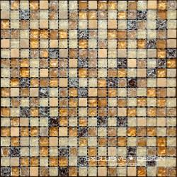 Mozaika szklano-kamienna A-MMX08-XX-010 30x30 cm