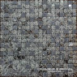 Mozaika szklano-kamienna A-MMX08-XX-011 30x30 cm