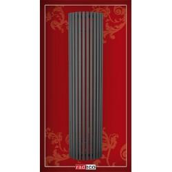 Grzejnik dekoracyjny RADECO CARRERA N 1800x235
