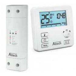 ALTECH Programowalny regulator temperatury – tygodniowy, bezprzewodowy