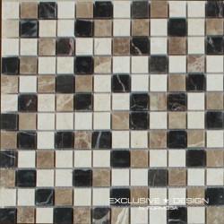 Mozaika kamienna A-MST08-XX-012  30x30 cm