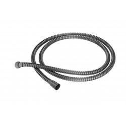 KOHLMAN wąż prysznicowy EG 1,5m grafit