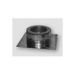 Odskraplacz z płytą żaroodporny dwuścienny fi 300/440