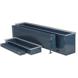 SOLO 400 Grzejnik kanałowy 400/250/1600 1356W
