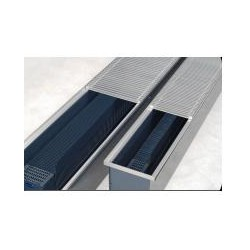 QUATTRO DUBEL 700 Grzejnik kanałowy 700/400/1200 2907W