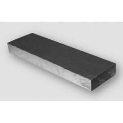 Kanał prostokątny 200mm x 90mm, długość 1000mm