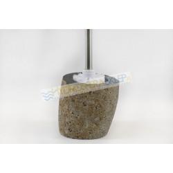 RIVER STONE Pojemnik na szczotke do WC
