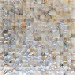 Mozaika z muszli A-MSH08-ZZ-006  30x30 cm