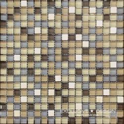 Mozaika szklano-kamienna A-MMX08-XX-004 30x30 cm