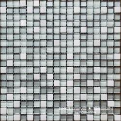 Mozaika szklano-kamienna A-MMX08-XX-008 30x30 cm