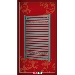 Grzejnik łazienkowy RADECO ZORBA 845x550