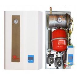 Generał  4 kW Elektryczny kocioł wodny dwufunkcyjny EKW AsD-W 4