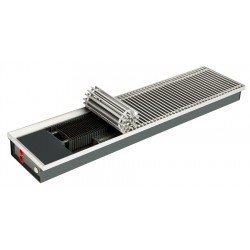 QV 100-300-750 QUATTROVENT REGULUS Grzejnik kanałowy z wentylatorem