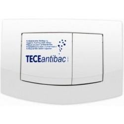 TECEambia - przyciski spłukujące do WC, podwójne, biały antybakteryjny TECE