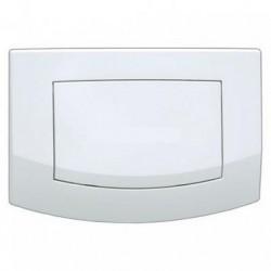 TECEambia - przyciski spłukujące do WC, pojedyncze, biały TECE
