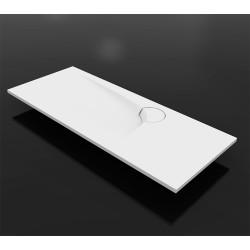 VAYER 900x450 umywalka boomerang prostokątna
