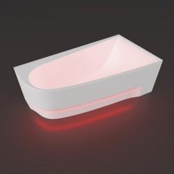 VAYER oświetlenie do wanien boomerang wewnętrzne i zewnętrzne
