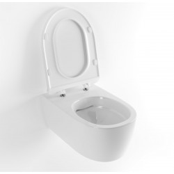 EXCELLENT DOTO PURE-RIM 48 BEZRANTOWA MISKA WISZĄCA WC