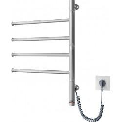THERMOVAL Grzejnik łazienkowy elektryczny TVX VE 1000x445 80 W