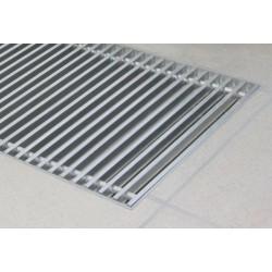 Podest aluminiowy malowany 350/1600/7mm do grzejnika kanałowego REGULUS DUO/QUATTRO